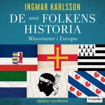 Cover for De små folkens historia