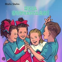 Cover for Heja Superstars!