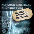 Cover for Dubbelmordet i Hadeland