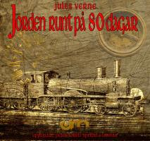 Cover for Jorden runt på 80 dagar
