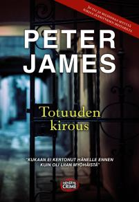 Cover for Totuuden kirous