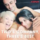 Cover for Two's Company, Three's Best