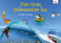 Cover for Den röda blåmusslan Ivy
