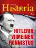 Cover for Hitlerin viimeinen ponnistus