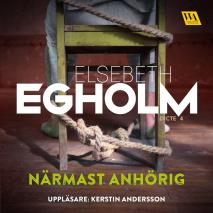 Cover for Närmast anhörig