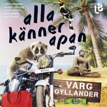 Cover for Alla känner apan