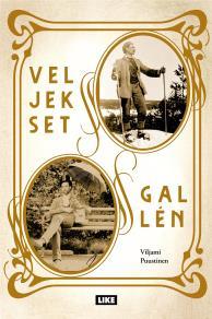 Cover for Veljekset Gallén
