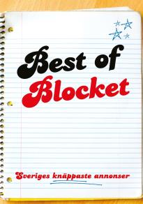 Cover for Best of Blocket (PDF)
