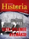 Cover for Sota viilenee kylmäksi