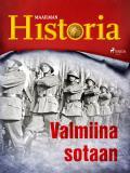 Cover for Valmiina sotaan