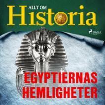 Cover for Egyptiernas hemligheter