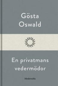 Cover for En privatmans vedermödor