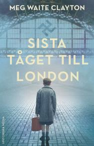 Cover for Sista tåget till London