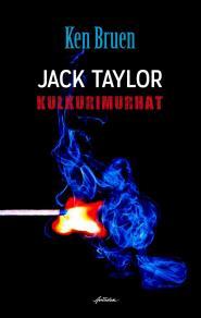 Cover for Jack Taylor ja kulkurimurhat