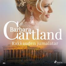 Cover for Rakkauden jumalatar