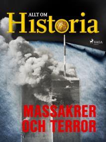 Cover for Massakrer och terror