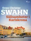 Cover for Sällsamheter i Karlskrona