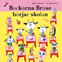 Cover for Bockarna Bruse börjar skolan
