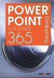 Cover for PowerPoint för Office 365 Fördjupning