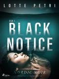 Cover for Black notice: Osa 1