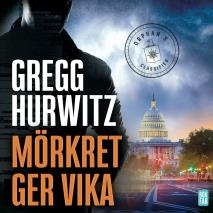 Cover for Mörkret ger vika
