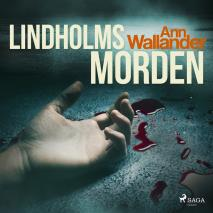 Cover for Lindholmsmorden