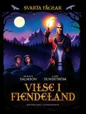 Cover for Vilse i fiendeland