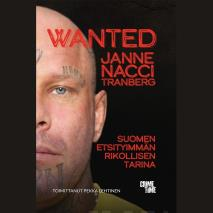 "Cover for Wanted Janne ""Nacci"" Tranberg"