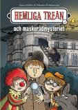 Cover for Hemliga trean och maskeradmysteriet