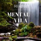 Cover for Mental vila