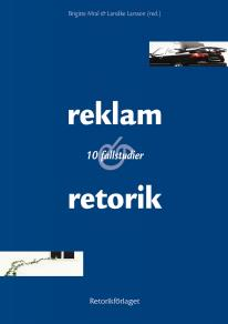 Cover for Reklam & retorik