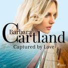 Cover for Captured by Love (Barbara Cartland's Pink Collection 130)