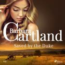Cover for Saved by the Duke (Barbara Cartland's Pink Collection 123)