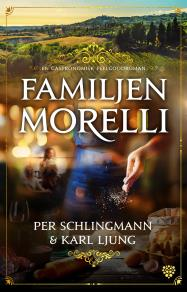 Cover for Familjen Morelli