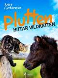 Cover for Plutten hittar vildkatten