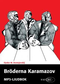 Cover for Bröderna Karamazov