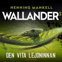 Cover for Den vita lejoninnan