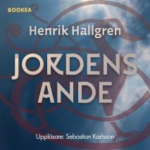 Cover for Jordens ande