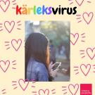 Cover for Kärleksvirus