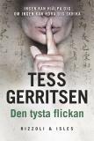 Cover for Den tysta flickan