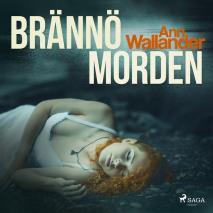 Cover for Brännömorden