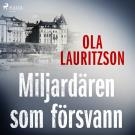 Cover for Miljardären som försvann