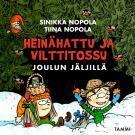 Cover for Heinähattu ja Vilttitossu joulun jäljillä