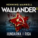 Cover for Hundarna i Riga