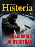 Cover for Huijauksia ja ryöstöjä