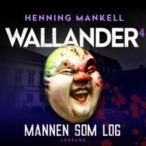 Cover for Mannen som log