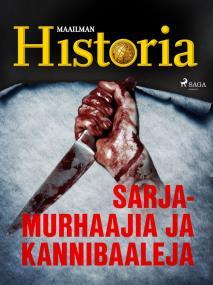 Cover for Sarjamurhaajia ja kannibaaleja