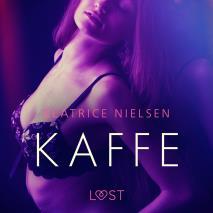 Cover for Kaffe - erotisk novell