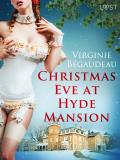 Cover for Christmas Eve at Hyde Mansion – Erotic Short Story