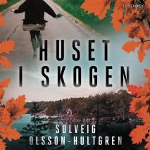 Cover for Huset i skogen